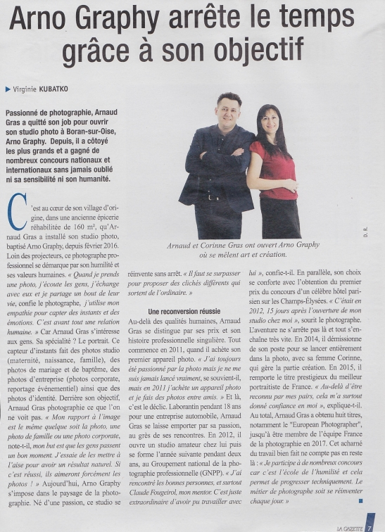 22 la gazette septembre 2017