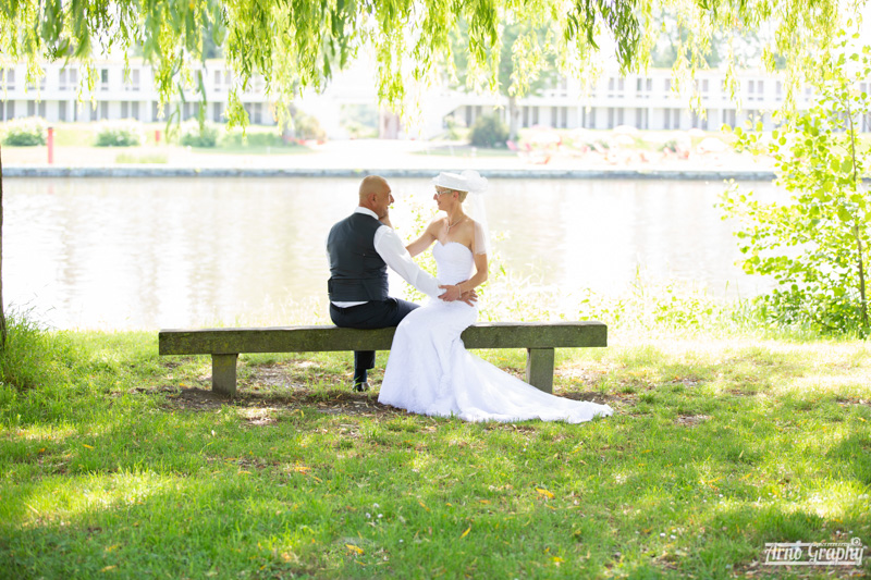 photo de mariage plage le lys chantilly